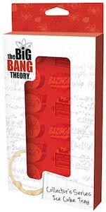 The Big Bang Theory Ice Cube Tray