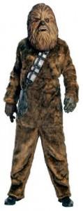 Chewbacca Deluxe Men's Costume