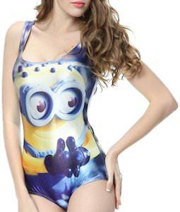 Despicable Me Minion Women's Swimsuit