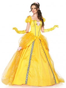 Disney Princess Belle Women's Costume