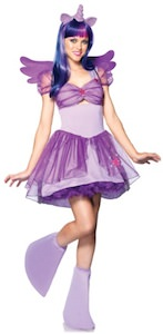MLP twilight sparkle women's costume