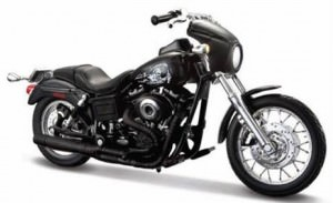 Sons Of Anarchy Jax Motorcycle Scaled Model