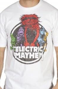 The Muppets Vintage Electric Mayhem T-Shirt