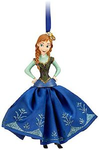 Disney Anna Ornament from Frozen