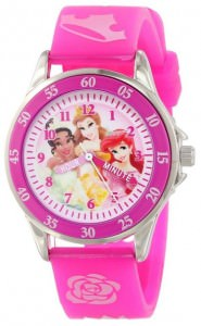 Disney Princess Learn to Tell Time Watch