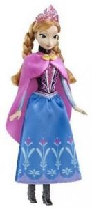 Sparkle Anna Doll From Disney's Frozen