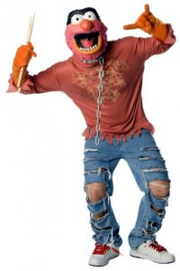 The Muppets Animal Adult Costume