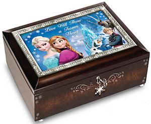 Disney Frozen Heirloom Music Box