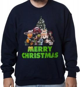 Muppets Christmas Tree Sweatshirt