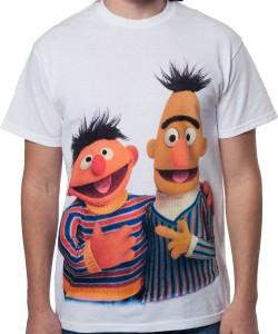 Sesame Street Bert And Ernie T-Shirt