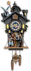 The Wizard Of Oz Cuckoo Clock