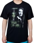 X Files Agent Dana Scully T-Shirt
