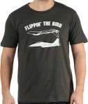 Top Gun Flipping The Bird T-Shirt