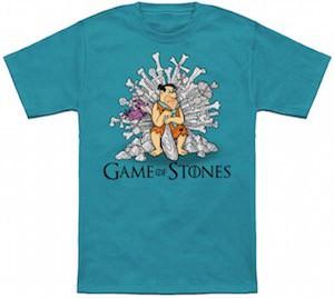 The Flintstones Game Of Stones T-Shirt