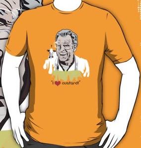 Walter Bishop I Love Custard T-Shirt