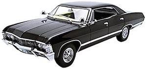 Supernatural 1967 Chevrolet Impala Car