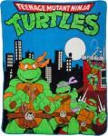 Teenage Mutant Ninja Turtles Fleece Blanket