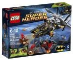 Batman Helicopter Man-Bat Attack LEGO Set