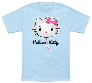 Helium Kitty T-Shirt