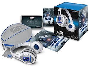Star Wars Street by 50 R2-D2 Headphones