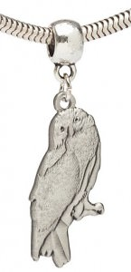 Harry Potter Hedwig The Owl Charm