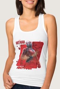 Marvel Women's Ant-Man Tank Top