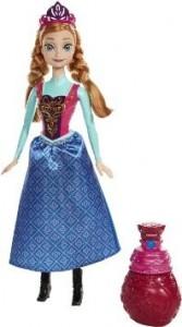 Disney Frozen Color Change Anna Doll
