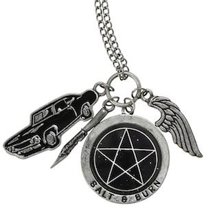 Supernatural Pendant Necklace