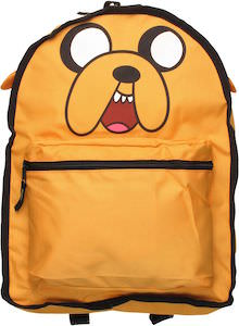Adventure Time Jake And Finn Reversible Backpack