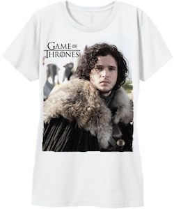 Jon Snow Women's T-Shirt