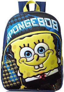 Spongebob Squarepants Jellyfish Backpack
