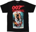 James Bond Diamonds Are Forever T-Shirt