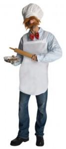 The Muppets Swedish Chef Adult Costume
