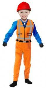 The LEGO Movie Emmet Child Costume