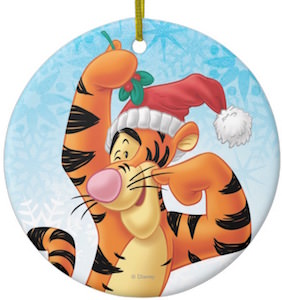 Tigger Christmas Ornament