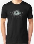 James Bond Spectre Bullet Hole T-Shirt