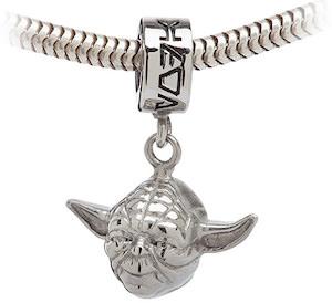 Master Yoda Bracelet Charm