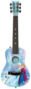 Frozen Anna And Elsa Kids Guitar