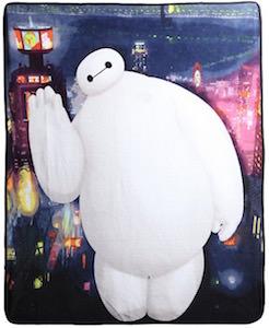 Big Hero 6 Baymax Fleece Throw Blanket