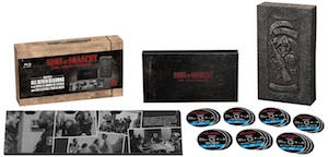 Sons Of Anarchy The Complete Series On DVD or Blu-Ray