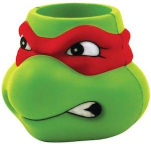 TMNT Raphael Can Koozie