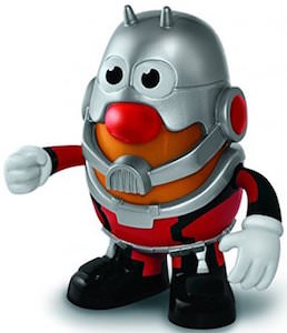 Ant-Man Mr. Potato Head Toy