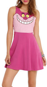 Alice In Wonderland Cheshire Cat Dress