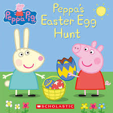 Peppa's Easter Egg Hunt Book
