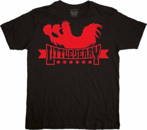 The Little Jerry Rooster T-Shirt