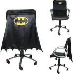 Dc Comics Black Batman Chair Cape