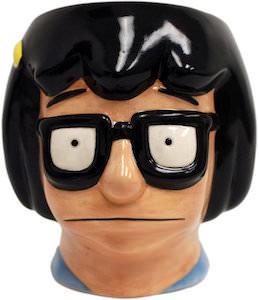 Bob's Burgers 3D Tina Mug