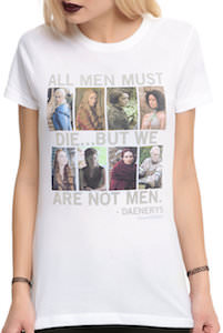 Game of Thrones All Men Must Die T-Shirt