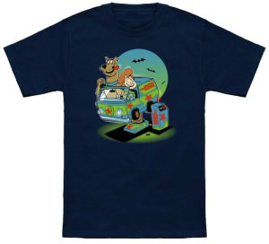 Scooby-Doo Mystery Machine Ride T-Shirt