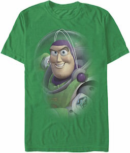 Green Buzz Lightyear T-Shirt